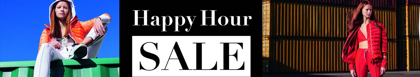 Happy Hour available in the Hot-Selection Onlineshop