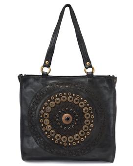 Tasche SHOPP LARIMAR black | CAMPOMAGGI