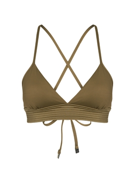 Bikini-Top QUILTED TRIANGLE | SEAFOLLY