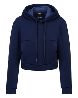Hoody COLLECTIVE blue | HIGH