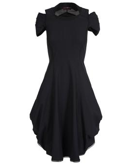 Kleid RHYTHM black | HIGH
