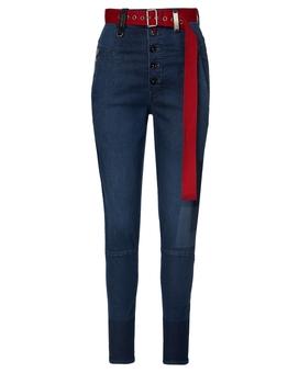 Jeans INDIE incl. Gürtel | HIGH