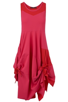 Kleid LOUCHE RED | HIGH