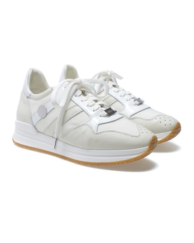 Sneaker FRANTIC-Off-White | HIGH