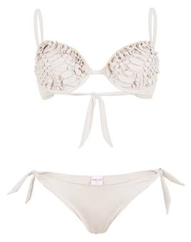 Bikini BALCONCINO INTRECCI COCCO | PIN-UP STARS