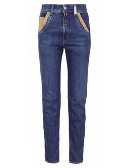 Jeans ACCELERATE Blau | S