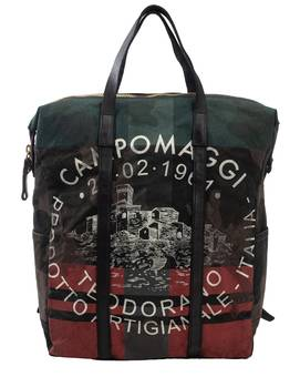 Backpack ZAINO MED CANVAS F2699 | CAMPOMAGGI