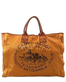Tasche SHOPPING GR. TESSUTO SPALMATO | CAMPOMAGGI