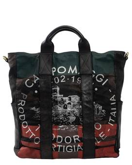 Bag SHOPPING CANVAS F2699 | CAMPOMAGGI