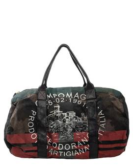 Bag BORSONE CANVAS F2699 | CAMPOMAGGI
