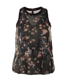 Pailletten-Top DOTE ON | HIGH