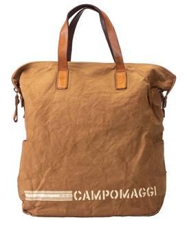 Rucksack ZAINO MED.CANVAS beige | CAMPOMAGGI