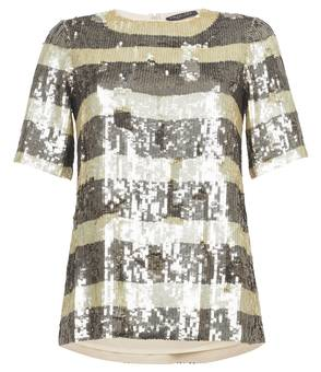 Pailletten-Shirt BLUSA | TWIN-SET