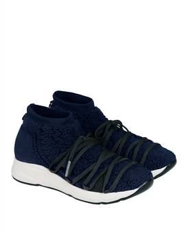Sneaker RADICAL blue | HIGH