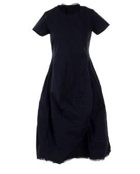 Kleid 363 09 07 blue   RUNDHOLZ BLACK LABEL
