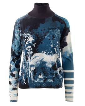 Pullover SOOTHSAY blue | HIGH