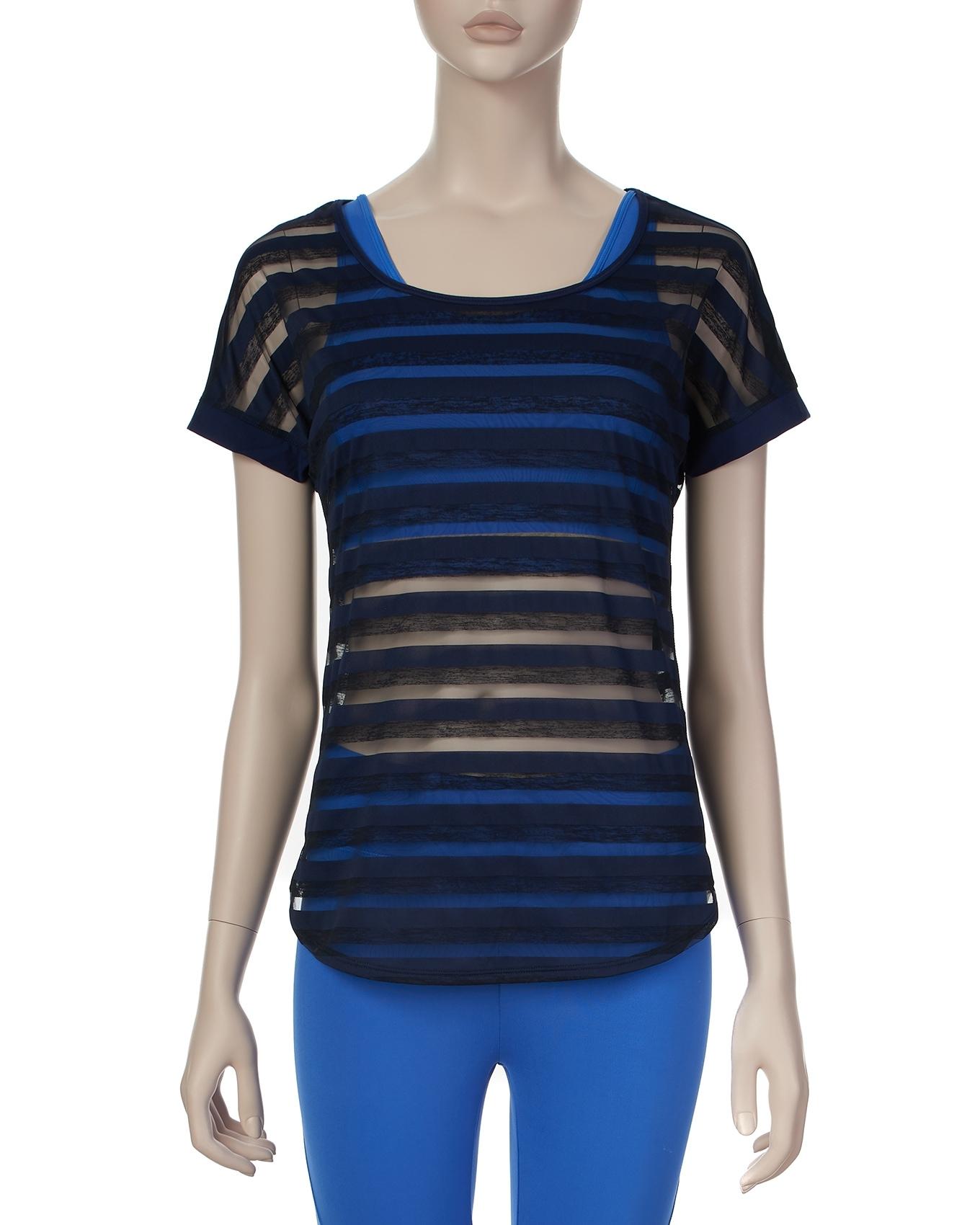 T-Shirt KESSY BLUE   BOGNER Fire + Ice