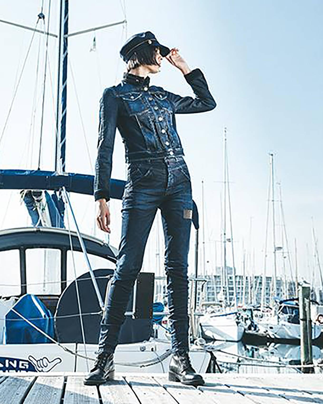 Jeans ABRUPT 098   HIGH