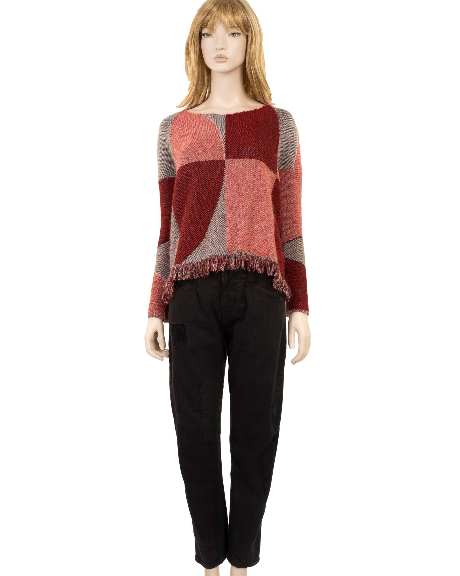 Pullover CRESCENT 08 | HIGH