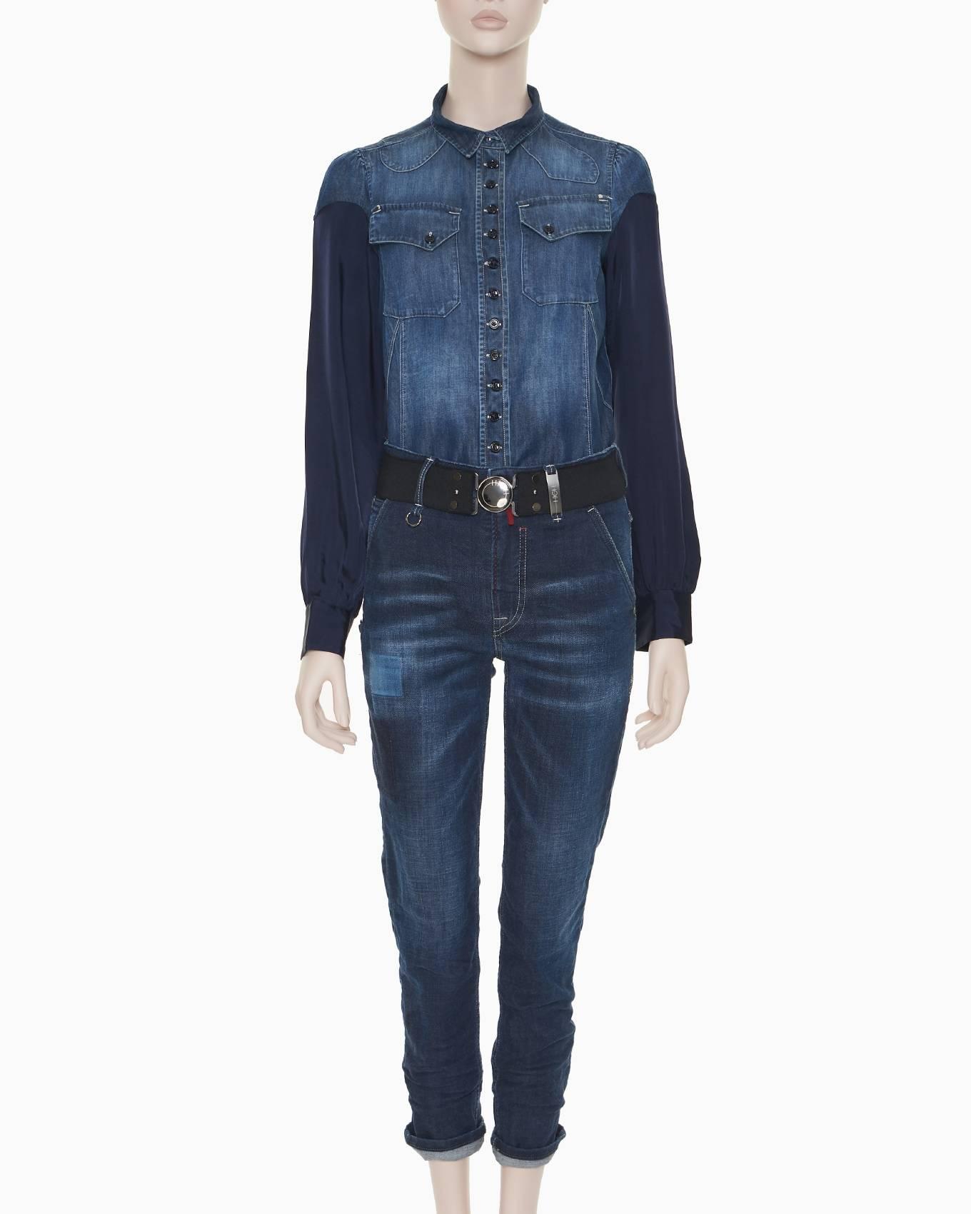 Jeans SHUFFLE | HIGH