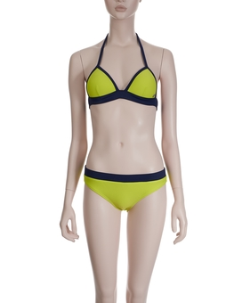 Bikini-Top JACLYN yellow | BOGNER Fire + Ice
