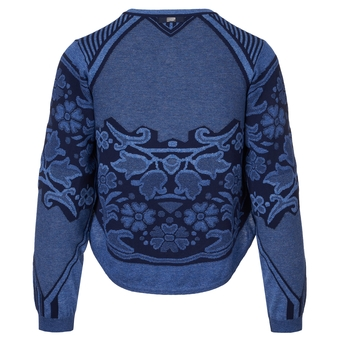 Pullover APPLAUD blue | HIGH