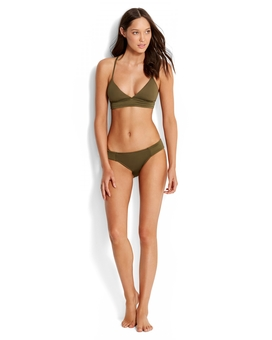 Bikini-Slip QUILTED HIPSTER | SEAFOLLY