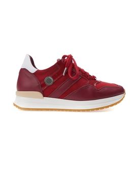 Sneaker FRANTIC-RED | HIGH