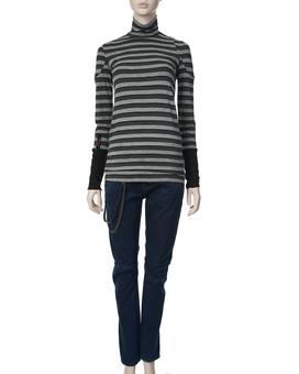 Shirt TEMPTING black | HIGH