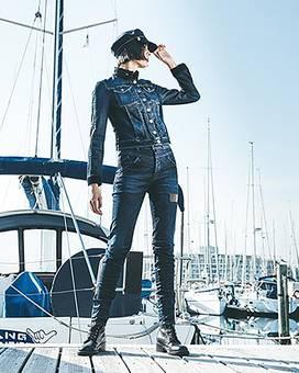 Jeans ABRUPT 098 | HIGH