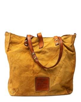 Tasche SHOPP. MANICO L. Striped | CAMPOMAGGI