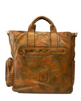 Tasche SHOPPING CAMOUFLAGE | CAMPOMAGGI