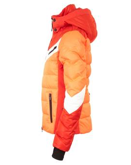 Daunenjacke FARINA-D red | BOGNER Fire + Ice