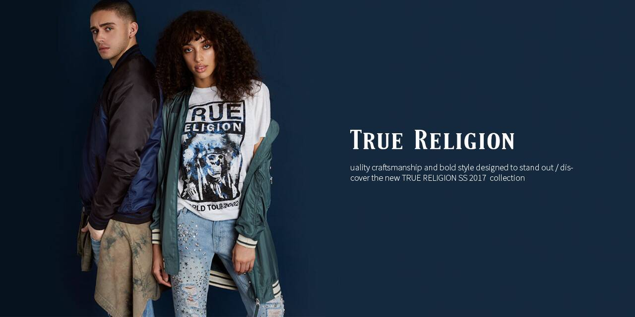 True Religion by Hot-Selection - SS2017