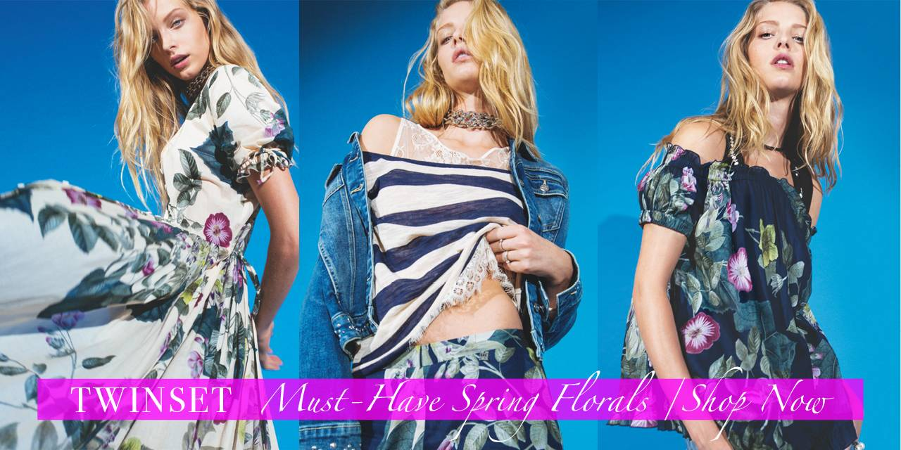 Twin-Set bei Hot-Selection - SS2017