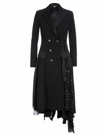 Mantel / Kleid  DRAMATIC