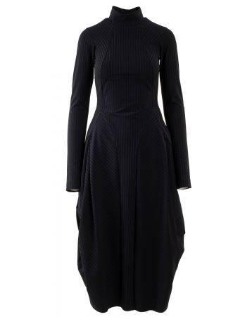 Kleid AT LENGTH blue H/W