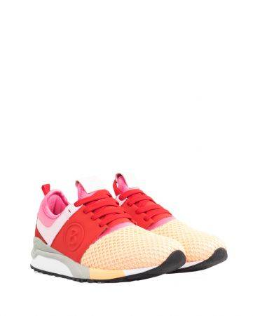 Sneaker ATLANTA LADY 2 red