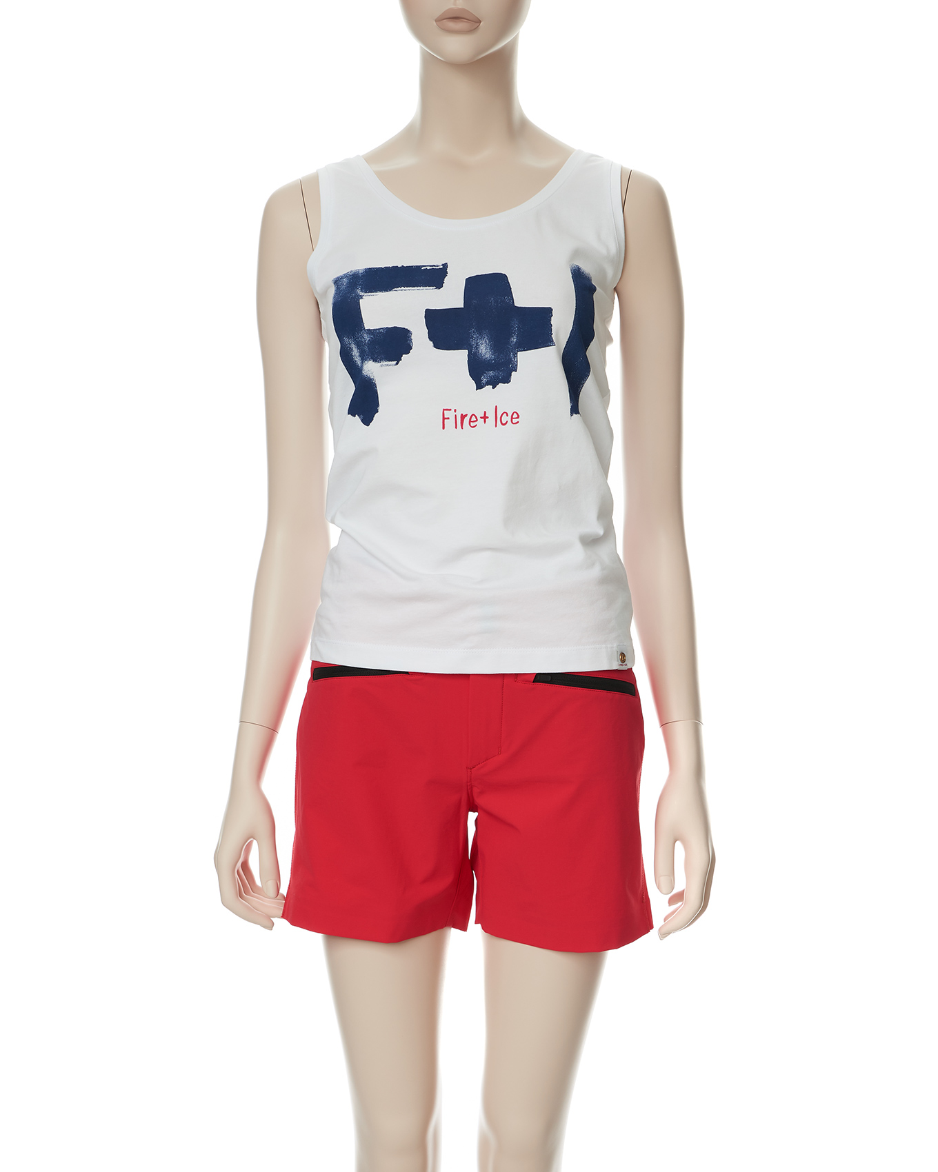 Tank top franka hot selection online kaufen for Sweaty t shirts and human mate choice