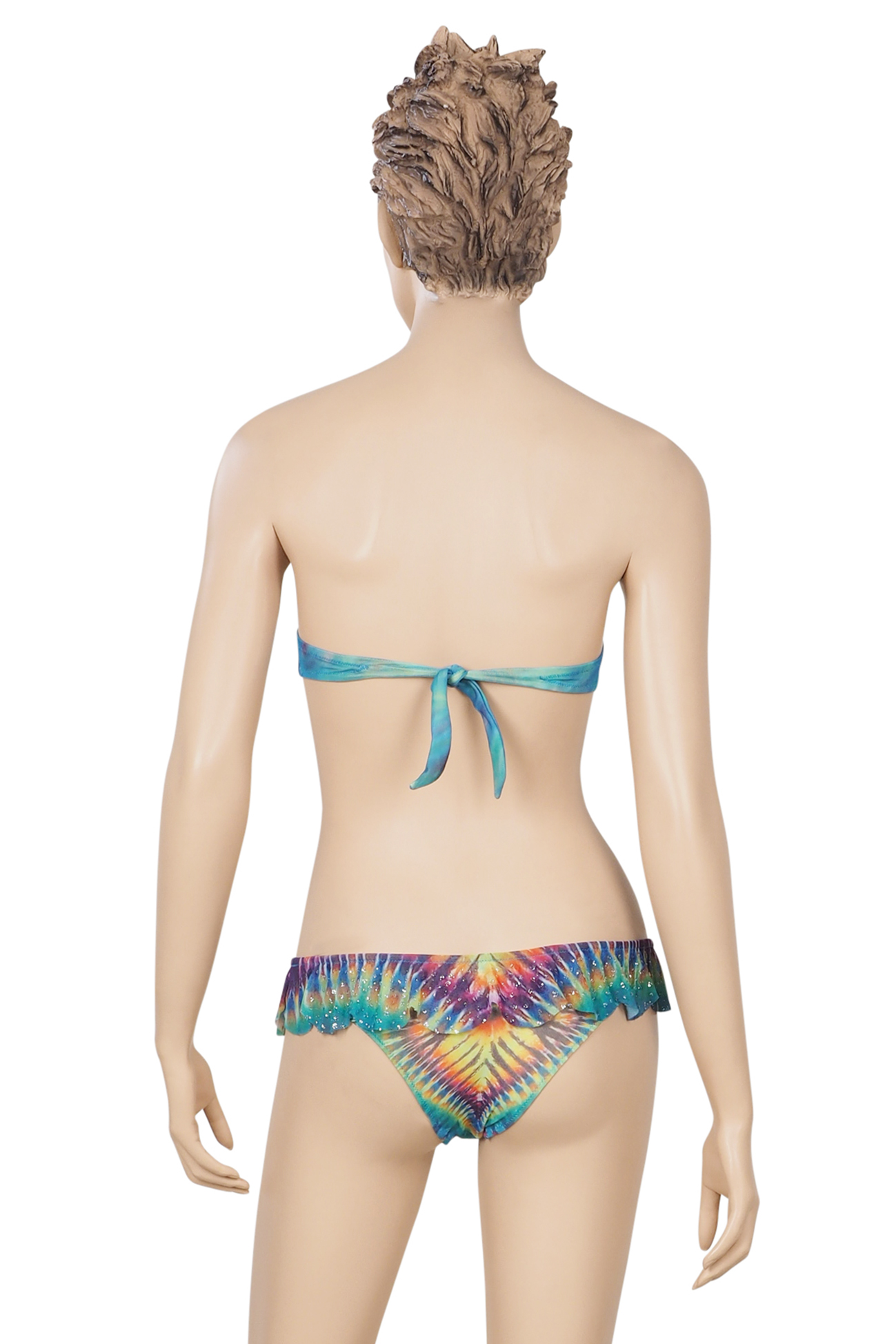 619511854272 Bikini FASCIA IMB EST TIE DYE multicolor | XS | Hot Selection ...
