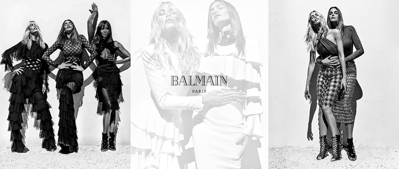 Balmain - Hot-Selection - SS 2016