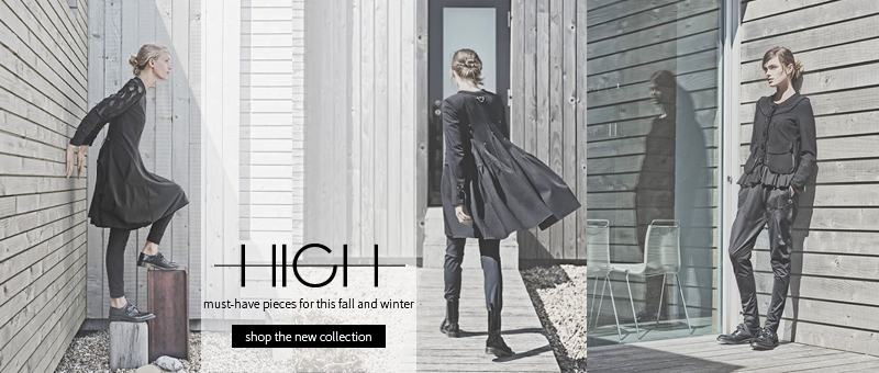 HIGH - Hot-Selection - Fall/Winter 2015/2016