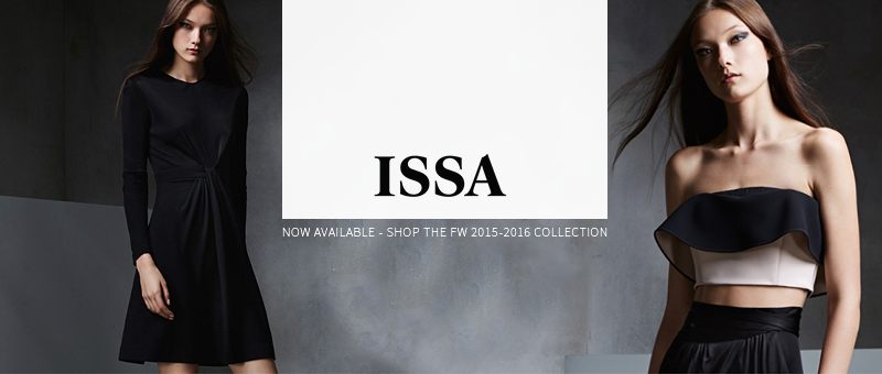 ISSA - Hot-Selection - Fall/Winter 2015/2016